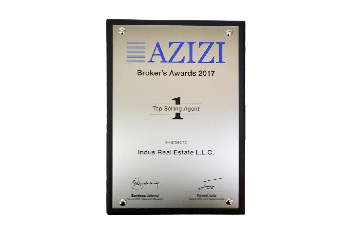 Azizi Broker Image